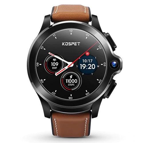"""Montre connectée 1.6"""" Kospet Prime - 4G, 1260 mAh"""