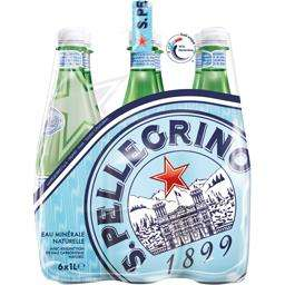 Pack de San Pellegrino - 6x1L (via 3.5€ sur la carte)
