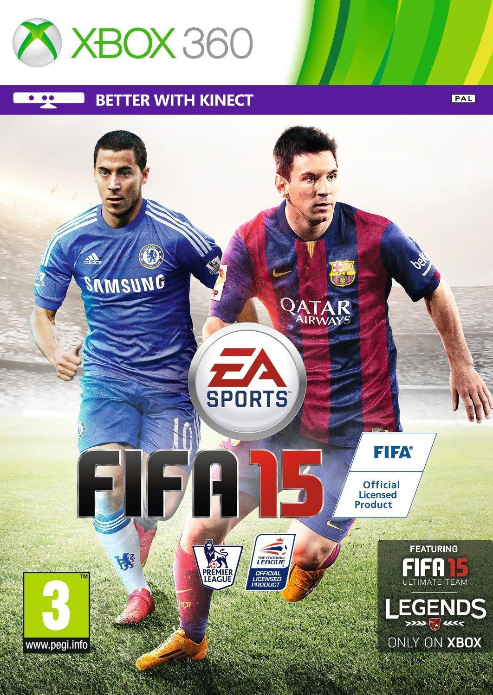 Fifa 15 sur Xbox 360