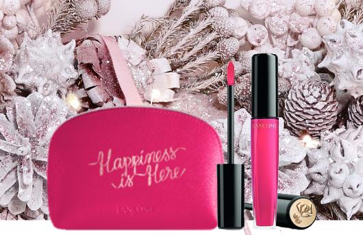 Une trousse à maquillage + un mini rouge à lèvre offert dès 50€ d'achats