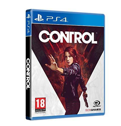 Jeu Control sur PS4