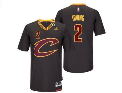 20% de réduction sur les Maillots et Shorts NBA - Ex : Cleveland Cavaliers Pride Swingman Jersey - Kyrie Irving