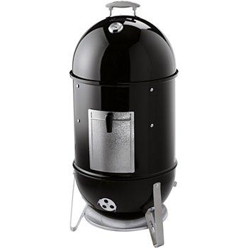Fumoir Weber Smokey Mountain 47 cm Noir - (309€ avec FETES2019 pour les nouveaux clients)