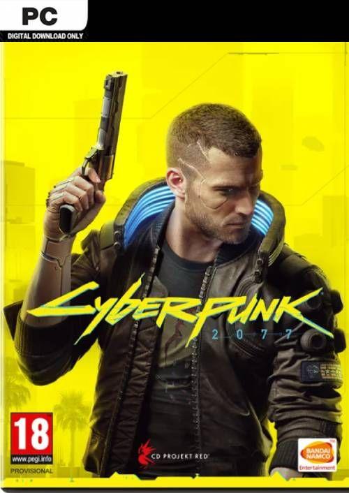 Pré-commande : Jeu Cyberpunk 2077 sur PC (Dématérialisé, GOG)