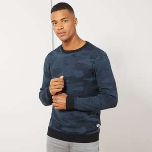 Pull camouflage Produkt - Taille L ou XL