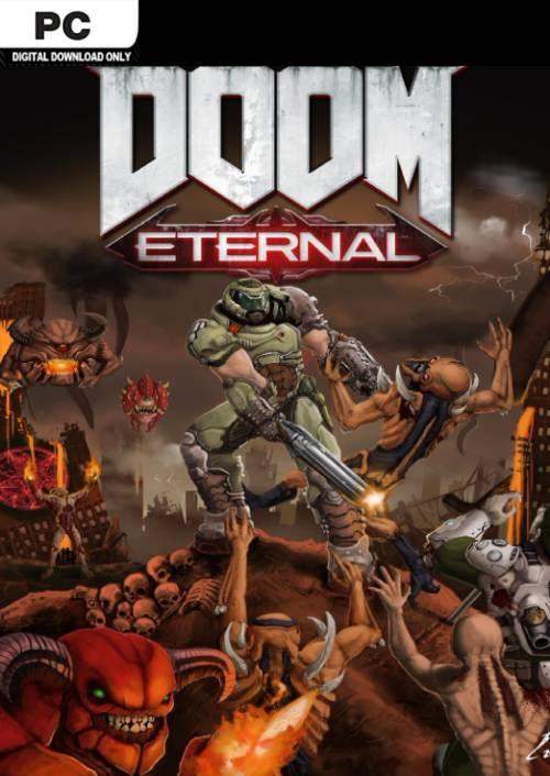 DOOM Eternal sur PC (Dématérialisé - Bethesda.net) (PRÉCOMMANDE)