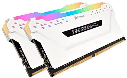 Kit Mémoire DDR4 Corsair Vengeance RGB Pro 32 Go (2 x 16 Go) - 3200 MHz, CL16