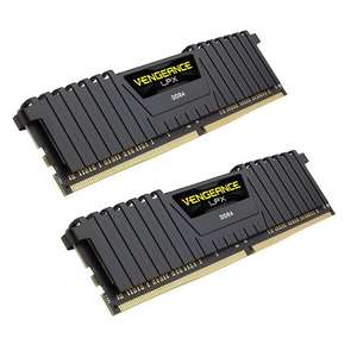 Kit Mémoire DDR4 Corsair Vengeance LPX 16 Go (2 x 8 Go) - 2666 MHz, CL16