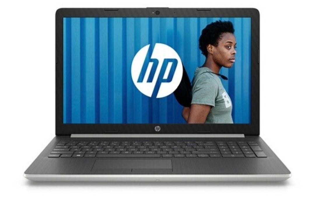 "PC Portable 15.6"" HP Notebook 15 15-DB0016NF - Full HD, Ryzen 5 2500U, 4 Go RAM, 1 To HDD, Vega 8, Windows 10"