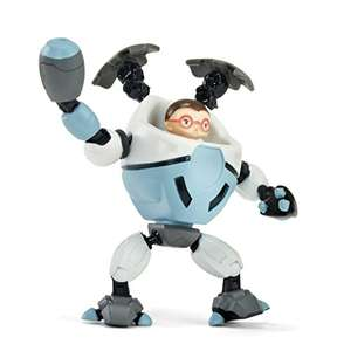 Robot à collectionner Ready 2 Robots