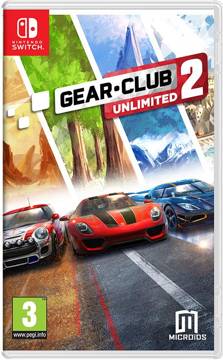 Gear.Club Unlimited 2 sur Nintendo Switch (Dématérialisé)