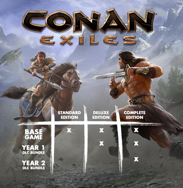 Conan Exiles Jouable Gratuitement sur PC (Dématérialisé)