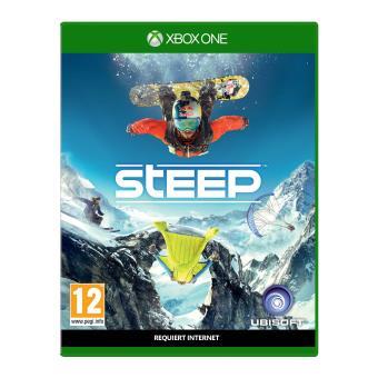 Steep sur Xbox One (Vendeur Tiers)