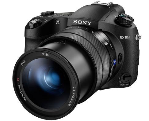 Appareils Photo Numérique Sony Cyber-Shot DSC-RX10 III - 21 Mpix, Zoom Optique 25 x