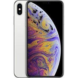 """Smartphone 6.5"""" Apple iPhone XS Max - 64 Go, Argenté (+34,81€ en SuperPoints)"""