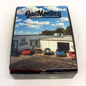 Package Gas Monkey Garage Holiday Box 2019 (Frais de Douanes Inclus - gasmonkeygarage.com)