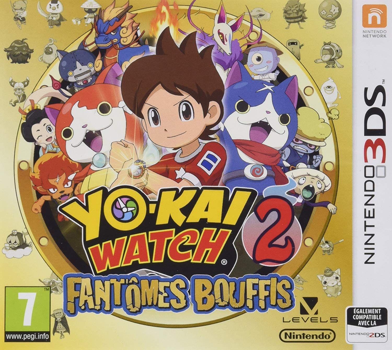 Yo-Kai Watch 2 : Fantômes Bouffis sur Nintendo 3DS