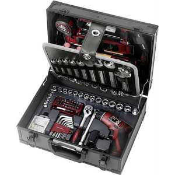 Boîte à outils Kraftwerk Kit 1052 (Frontaliers Suisse)