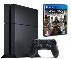 Pack Console Sony PS4 500 Go + Assassin's Creed : Syndicate