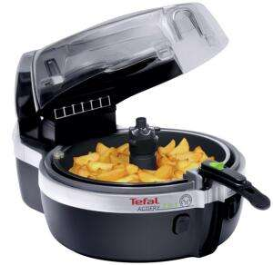 Friteuse sans huile Tefal Actifry 2en1 YV960130 - 1.5 Kg, 1400W - Noir