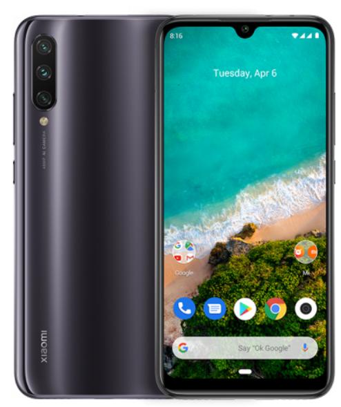 """Smartphone 6.09"""" Xiaomi Mi A3 - 64 Go"""