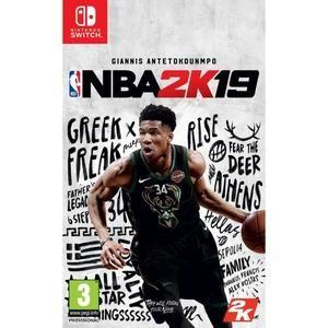 Séléction de Jeux en Promotion sur Nintendo Switch - Ex: NBA 2K19
