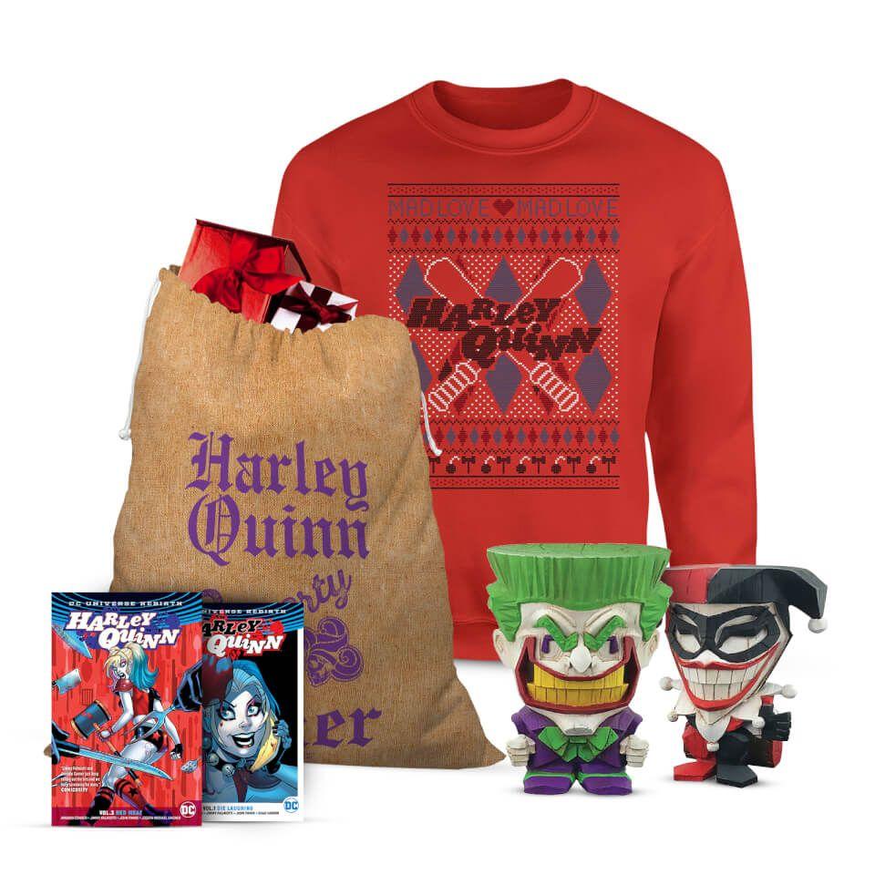 Méga Lot de Noël Joker & Harley Officiel (26.09€ hors FdP avec le code RETAILM10)