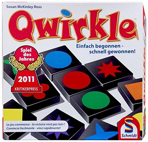Jeu de Société Qwirkle