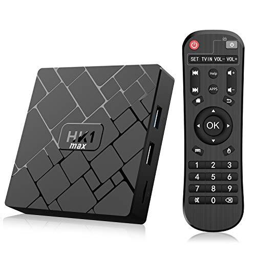 Box Multimédia Bqeel - RAM 4Go, 64Go, Android 9.0 TV (Via Coupon - Vendeur Tiers)