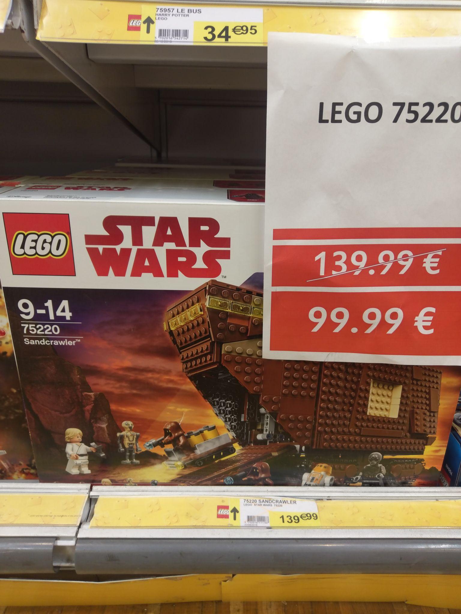 Lego Star Wars 75220 Sandcrowler - Cora Houdemont (54)