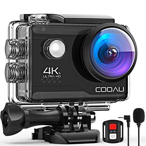 Caméra Sport Cogau - 4K 20MP, Wi-FI (Vendeur tiers)