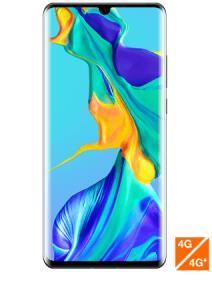 "Smartphone 6.47"" Huawei P30 Pro - Kirin 980, 8Go RAM, 128 Go, Bleu Aurore (Dépackagé)"