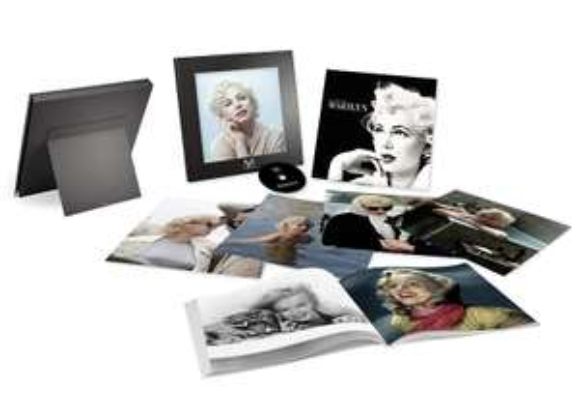 Coffret Blu-Ray My Week with Marilyn (Vendeur tiers)