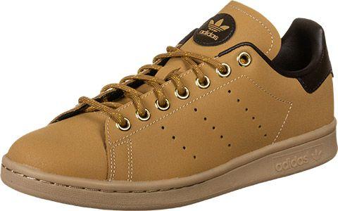 Chaussures adidas Stan Smith J marron Enfant - Tailles 35.5 à 40 (stylefile.com)