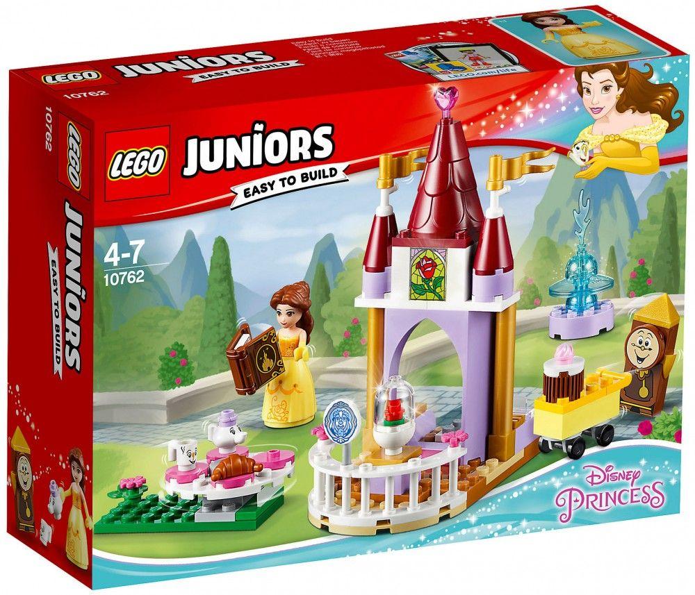 Jeu de construction Lego Juniors (10762) - Le moment lecture de Belle