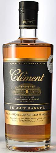 Rhum Clément Select Barrel - 75vl