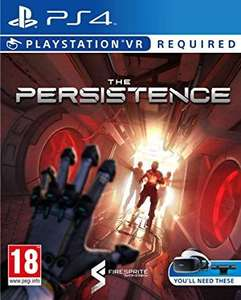 Selection de jeux PS4 VR Ex :The Persistence