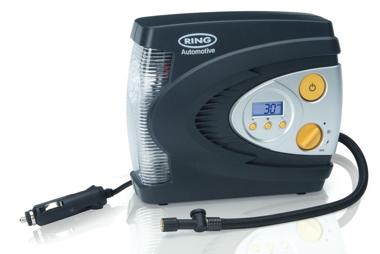 Compresseur d'Air Digital Automatique avec Éclairage LED Ring