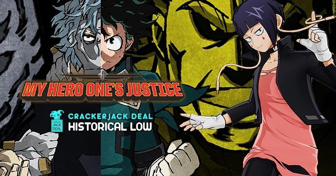 My Hero One's Justice sur PC (Dématérialisé - Steam)