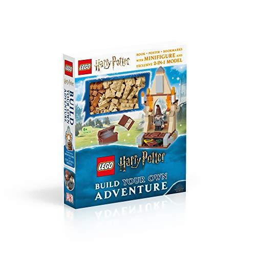 Livre Lego Harry Potter Build Your Own Adventure (en Anglais - Vendeur Tiers)