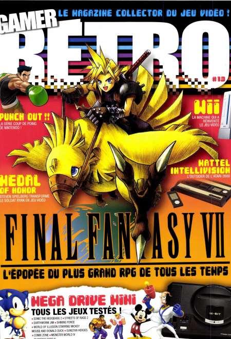 Abonnement d'1 an au magazine VideoGamer Retro (4 numéros)