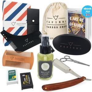 Kit de rasage barbe Entretien & Soin (vendeur tiers)