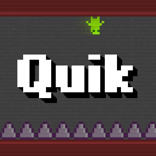 Quik: Gravity Flip Platformer sur Android