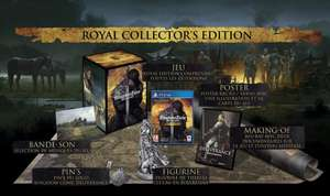 Kingdom Come: Deliverance - Édition Royal Collector's sur PS4