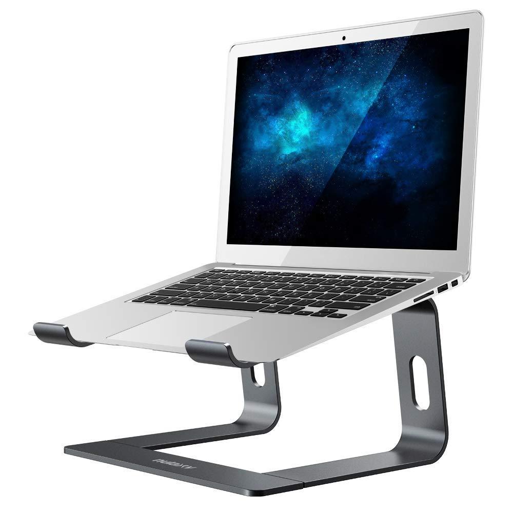 Support pour ordinateur portable Nulaxy Notebook Stand en Aluminium (Vendeur Tiers)