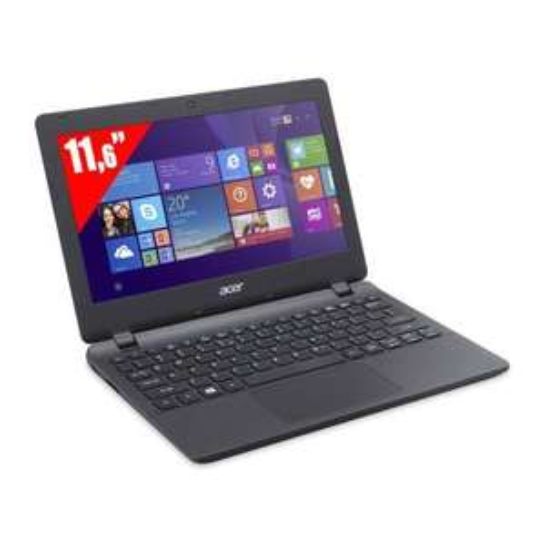 "PC Portable 11.6"" Acer Aspire ES1-131-C10X - Celeron N3050, 2 Go de Ram, 32 Go eMMC"