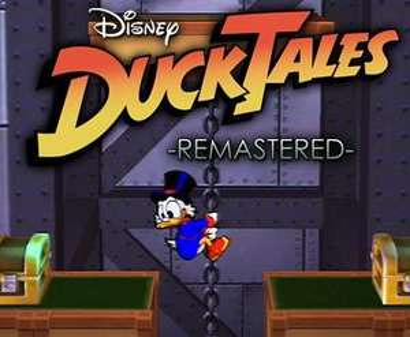Jeu Ducktales Remastered sur Wii U (Dématérialisé)