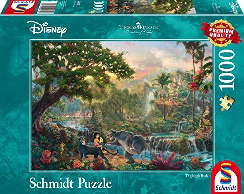 Puzzle Schmidt Spiele - Disney Le Livre de la Jungle