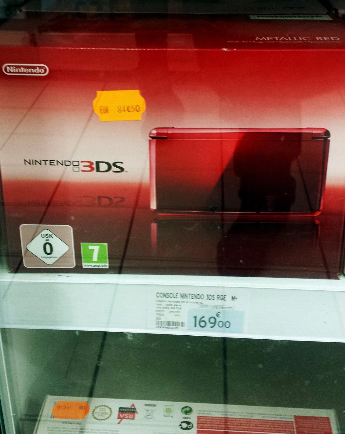 Console Nintendo 3DS - Plusieurs coloris