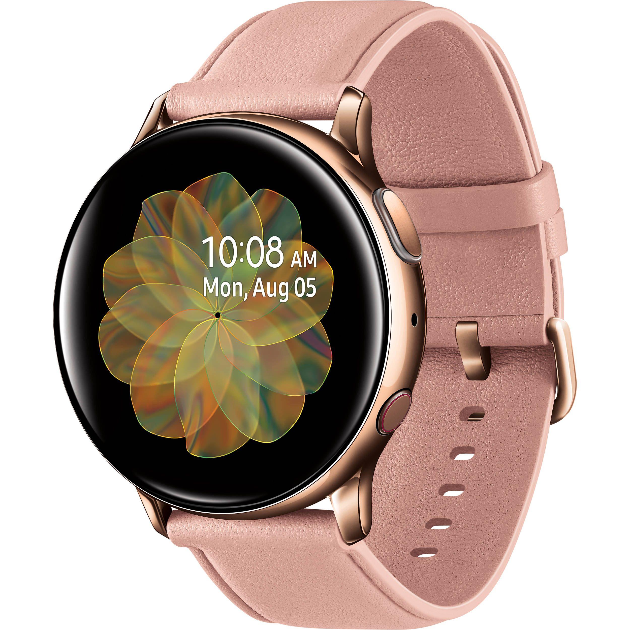[Clients Red / SFR] Montre connectée Galaxy watch active 2 - 4G - 40mm (Via ODR de 50€ + 100€ de remise sur facture)